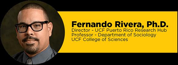 Fernando Rivera, Ph.D.